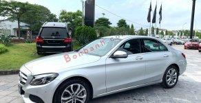 Bán xe Mercedes C200 đời 2017, màu bạc giá 1 tỷ 300 tr tại Hà Nội