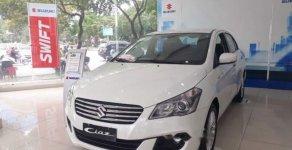 Cần bán Suzuki Ciaz sản xuất năm 2018, màu trắng giá 499 triệu tại Tp.HCM