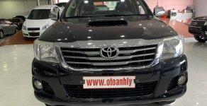 Bán xe Toyota Hilux đời 2011, màu đen, nhập khẩu giá 485 triệu tại Phú Thọ