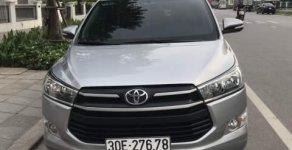 Bán Toyota Innova 2.0E màu xám titan màu thời trang đẹp 2017, số sàn, biển 30E 276.78 giá 658 triệu tại Hà Nội