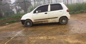 Cần bán lại xe Daewoo Matiz MT đời 2008, màu trắng, máy 1 yếu hơi giá 62 triệu tại Hòa Bình