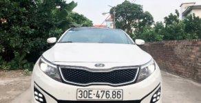 Bán lại xe Kia K5 2.0 AT năm sản xuất 2014, màu trắng, giá 738tr giá 738 triệu tại Hà Nội