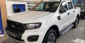 Bán Ford Ranger Wildtrak 2.0l AT 4x4 đời 2018, màu trắng, xe nhập   giá 918 triệu tại Tp.HCM