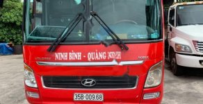 Bán xe Hyundai Universe năm 2016, màu đỏ giá 1 tỷ 710 tr tại Hà Nội