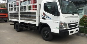Fuso Canter 6.5 tải 3,5 tấn thùng 4.35mm, trả góp 80% giá 650 triệu tại Tp.HCM
