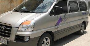 Bán gấp Hyundai Starex đời 2006, màu bạc, nhập khẩu giá 250 triệu tại Hải Phòng