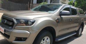 Bán Ford Ranger XLS 2.2 MT 4×2 máy dầu số sàn, đời t2/2017 sx 2016, màu vàng, nhập khẩu còn mới 90% giá 559 triệu tại Tp.HCM
