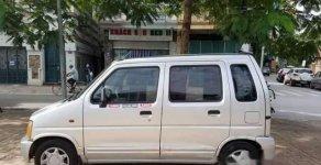Cần bán xe Suzuki Wagon R năm sản xuất 2003, màu bạc, 120tr giá 120 triệu tại Hà Nội
