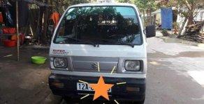Bán Suzuki Super Carry Van năm sản xuất 2009, màu trắng giá 155 triệu tại Lạng Sơn