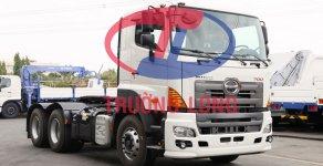Đầu kéo Hino|Dự kiến giao xe tháng 9 - 2019|Hino series 700 SS2P Euro4 giá 1 tỷ 700 tr tại Tp.HCM