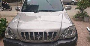 Bán Hyundai Terracan 3.5 MT 2003, màu bạc, nhập khẩu giá 125 triệu tại Sơn La