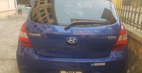 Bán Hyundai i20 1.2 i-Drive sản xuất 2010, màu xanh lam, nhập khẩu nguyên chiếc  giá 320 triệu tại Hà Nội