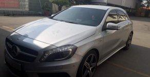 Bán Mercedes A250 AMG năm sản xuất 2014, màu bạc, nhập khẩu giá 830 triệu tại Tp.HCM