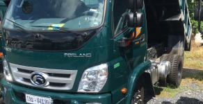 Bán xe ben 3,5 tấn 3 khối, hỗ trợ trả góp tại Thaco Long An Tiền Giang Bến Tre giá 434 triệu tại Long An