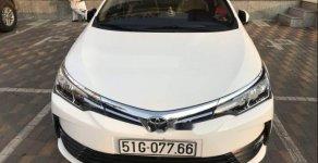 Bán Toyota Corolla Altis 2018, màu trắng giá 750 triệu tại Tp.HCM