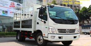 Thaco Ollin350. E4 thùng mui bạt với tải trọng 2.15 tấn giá 354 triệu tại Tp.HCM