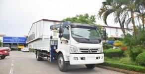 Bán Thaco OLLIN 900B tải cẩu 3 tấn, màu trắng giá 980 triệu tại Hà Nội