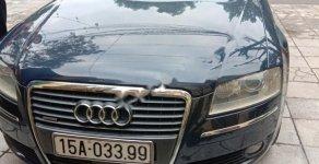 Bán Audi A8 Quattro 2007, màu xanh lam, xe nhập xe gia đình giá 980 triệu tại Quảng Ninh