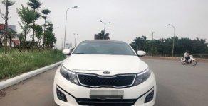 Bán xe Kia K5 2.0 AT năm sản xuất 2014, màu trắng giá 728 triệu tại Hà Nội
