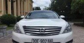 Bán Nissan Teana 2.5 AT sản xuất 2010, màu trắng, chính chủ  giá 550 triệu tại Hải Phòng