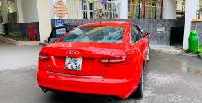 Cần bán gấp Audi A6 2.0T sản xuất 2009, màu đỏ, xe nhập, xe rất đẹp giá 750 triệu tại Hà Nội
