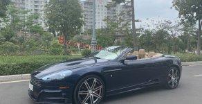 Cần  Aston Martin DB9 Volante 2008 đời 2008, màu xanh lam, nhập khẩu chính hãng, Số tự động giá 4 tỷ 500 tr tại Hà Nội
