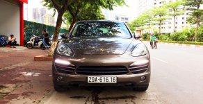 Cần bán Porsche Cayenne 3.6L 2013, màu nâu, nhập khẩu nguyên chiếc giá 2 tỷ 350 tr tại Hà Nội