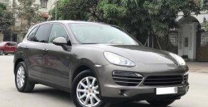 Bán Porsche Cayenne năm 2011, màu nâu, xe nhập giá 2 tỷ 100 tr tại Hà Nội