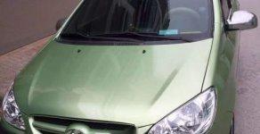 Bán gấp Hyundai Getz 1.4AT 2007, màu xanh lục, xe nhập  giá 190 triệu tại Hà Nội