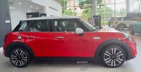 Bán Mini Cooper S 5DR màu đỏ, động cơ Twinpower Turbo 2.0 đến từ Anh Quốc giá 2 tỷ 49 tr tại Tp.HCM