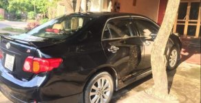 Bán Toyota Corolla S đời 2010, màu đen, nhập khẩu nguyên chiếc ít sử dụng giá 700 triệu tại Hà Nội