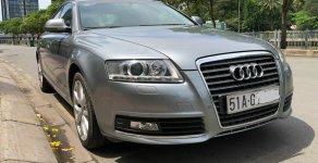 Bán xe Audi A6 2.0T sx 2009, màu xám (ghi), nhập khẩu, đã đi 42.500km, Tp. HCM giá 869 triệu tại Tp.HCM