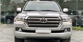 Bán ô tô Toyota Land Cruiser Land Cruiser VX năm 2016, màu bạc, xe nhập giá 3 tỷ 680 tr tại Hà Nội