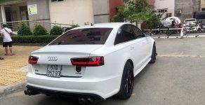 Bán ô tô Audi A6 năm 2016, màu trắng, nhập khẩu nguyên chiếc giá 1 tỷ 650 tr tại Tp.HCM