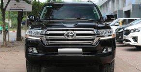 Cần bán Toyota Land Cruiser VX 4.6L sản xuất năm 2016, model 2017 màu đen, nhập khẩu giá 3 tỷ 690 tr tại Hà Nội