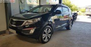 Cần bán Kia Sportage 2.0 MT đời 2010, màu đen, nhập khẩu nguyên chiếc   giá 520 triệu tại Bình Định