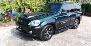 Bán xe Hyundai Terracan đời 2005, màu xanh lam, nhập khẩu, giá tốt giá 228 triệu tại Tp.HCM