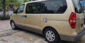 Bán Hyundai Grand Starex đời 2011, màu vàng, nhập khẩu   giá 550 triệu tại Hà Nội