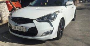 Bán Hyundai Veloster năm 2011, màu trắng, xe còn rất mới giá 450 triệu tại Đà Nẵng