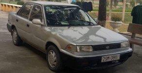 Cần bán lại xe Toyota Corolla XL 1.3 MT sản xuất năm 1998, màu bạc   giá 28 triệu tại Bắc Ninh