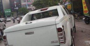 Bán Isuzu Dmax 4x4 MT 2015, màu trắng, nhập khẩu giá 465 triệu tại Hà Nội