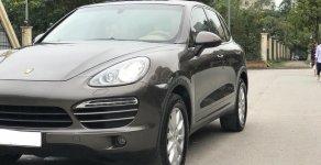 Cần tìm chủ mới cho Porsche Cayenne đời 2012, màu nâu, fix nhiệt tình cho anh em có thiện chí giá 2 tỷ 100 tr tại Hà Nội