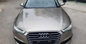 Cần bán Audi A6 Sx 2016, đăng ký 2017 màu nâu vàng giá 1 tỷ 690 tr tại Hà Nội