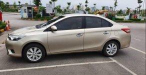 Cần bán lại xe Toyota Vios đời 2017, đi 4 vạn 3 giá 520 triệu tại Hà Nội