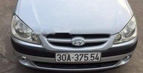 Cần bán gấp Hyundai Click 1.4AT sản xuất năm 2008, màu bạc, đã đi được hơn 10 vạn giá 225 triệu tại Thái Nguyên