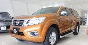 Bán Nissan Navara 2.5 AT năm 2016, màu cam, nhập khẩu giá 495 triệu tại Tp.HCM
