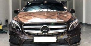 Cần bán Mercedes GLA250 đời 2016, màu nâu, xe gia đình, xe như mới giá 1 tỷ 280 tr tại Tp.HCM