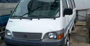 Bán Toyota Hiace sản xuất năm 2005, màu trắng, xe nhập Nhật Bản giá 138 triệu tại Tp.HCM
