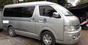 Bán xe Toyota Hiace Super Wagon - 10 chỗ, máy xăng, xe nội ngoại thất đẹp giá 310 triệu tại Hà Nội