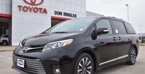 Bán Toyota Sienna Limidted SX 2019, màu đen mới 100% LH: 0982.84.2838 giá 4 tỷ 390 tr tại Hà Nội